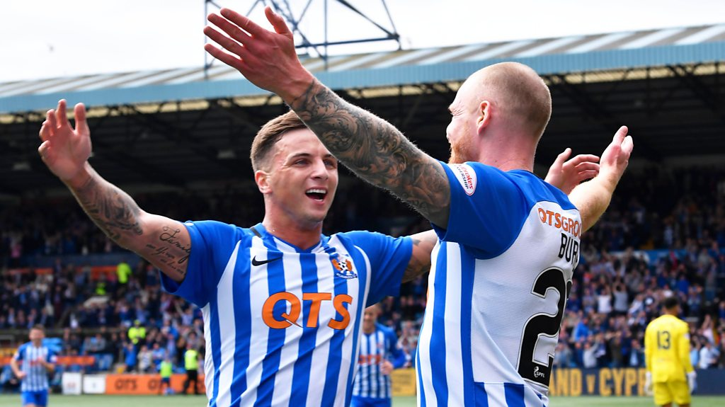 Highlights: Kilmarnock 2-1 Rangers, Scottish Premiership