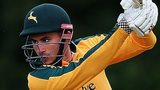 Alex Hales of Notts