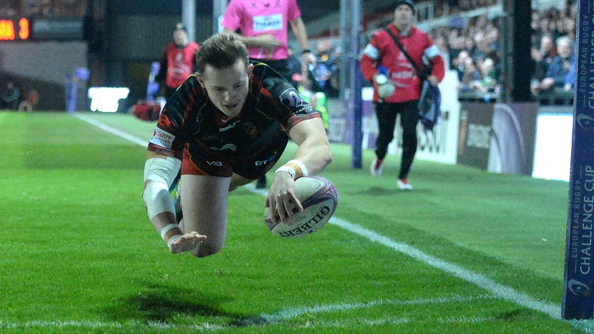 Truth or Not? European Challenge Cup: Dragons 59-3 Timisoara Saracens