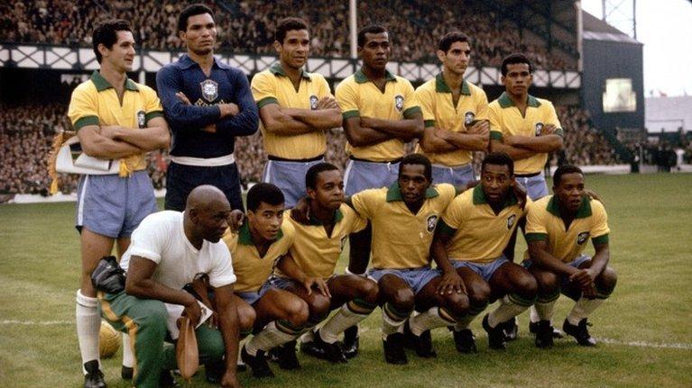 Aldyr Schlee, designer of Brazil's famous yellow jersey, dies
