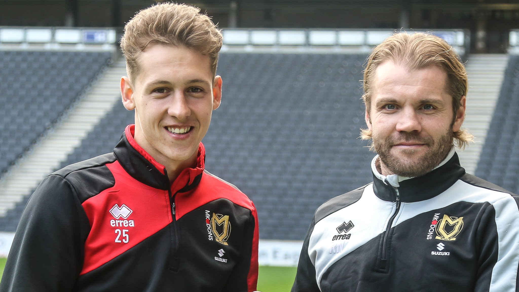 Callum Brittain: MK Dons defender named EFL Young Player of the Month for September