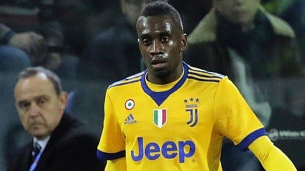 Juventus player complains of racial abuse