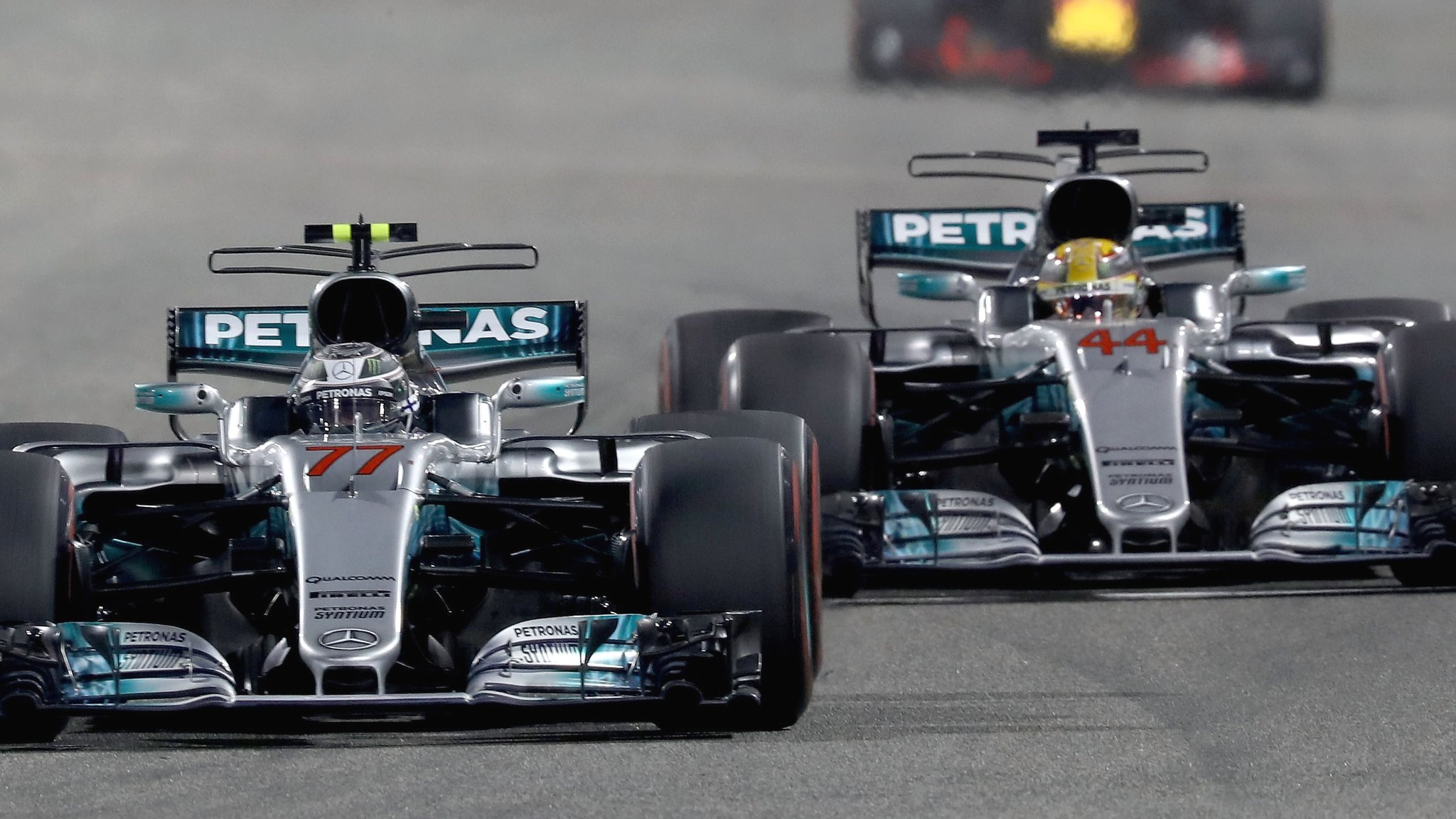 Lewis Hamilton says Mercedes will use team orders in 'special circumstances'