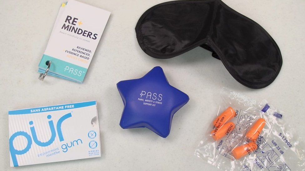 University student creates first aid kit for mental health