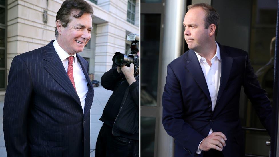 Trump-Russia: Paul Manafort và Rick Gates bị cáo buộc thêm tội mới