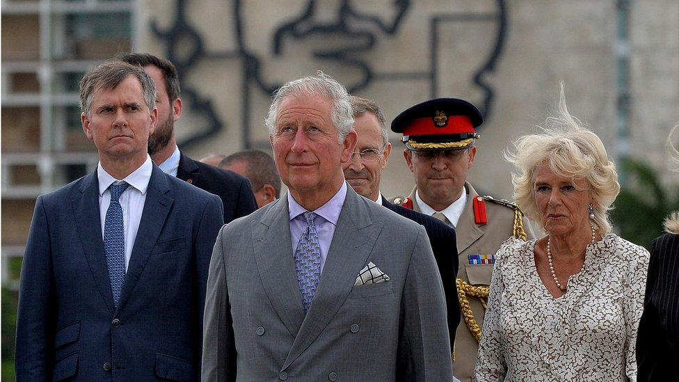 Prince Charles and Camilla make history in Cuba