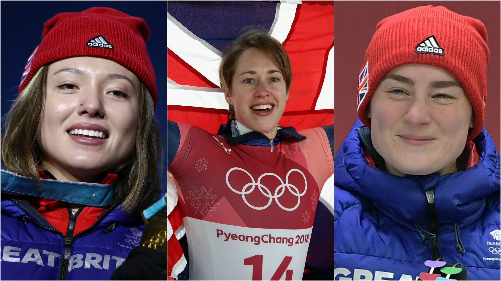 GB's most successful day at Winter Olympics
