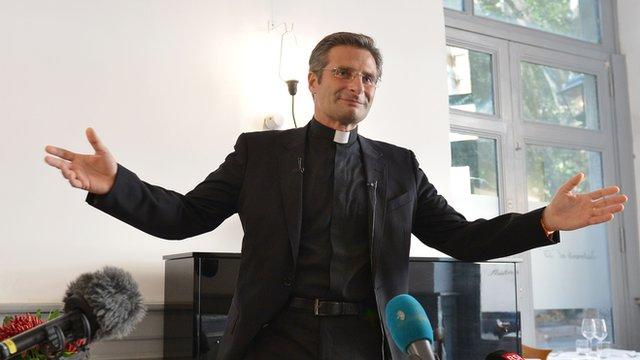 VIDEO: Synod opens amid gay priest row...