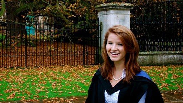 Tara Westover en Cambridge