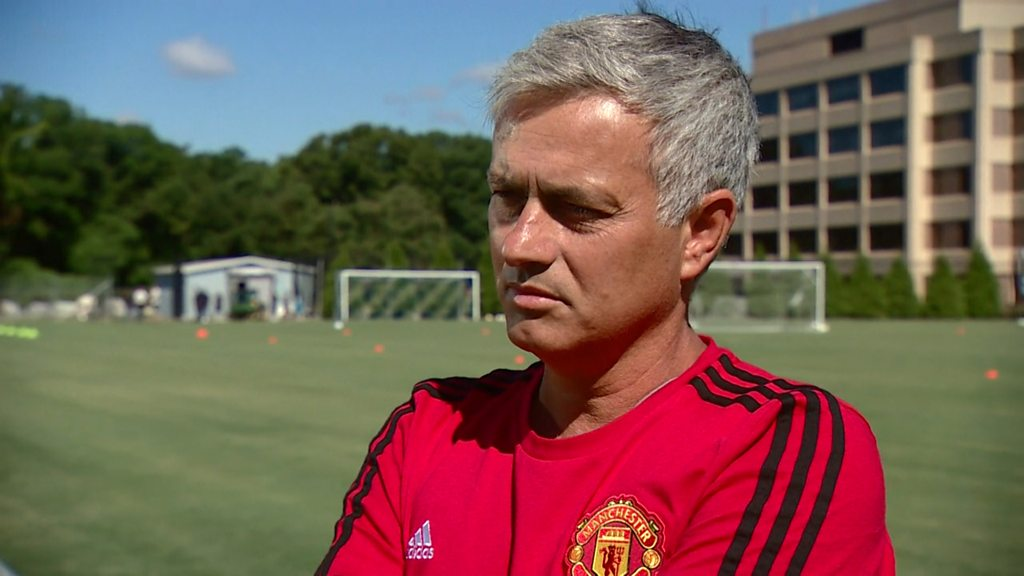 Jose Mourinho: Man Utd manager says some clubs paying too much for players