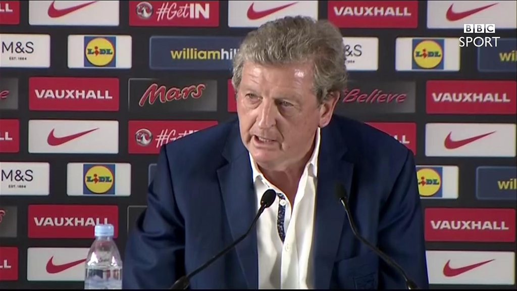 Former England manager Roy Hodgson 'unhappy' with England media call