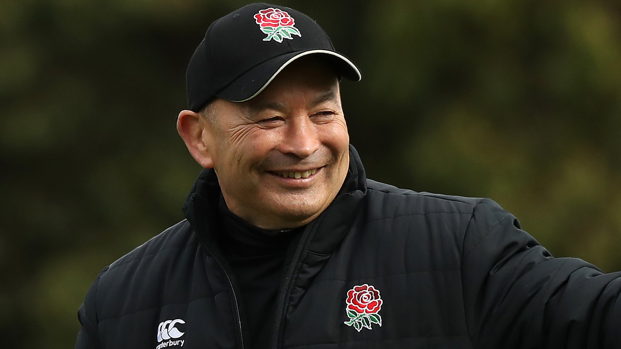 Eddie Jones: RFU will not announce new England head coach this year