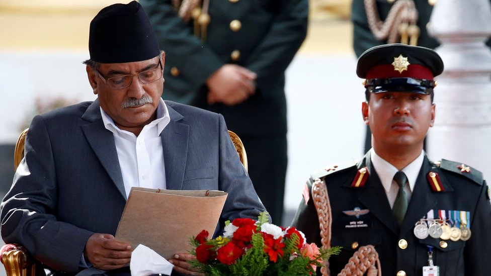 How is Nepal investigating civil war crimes?