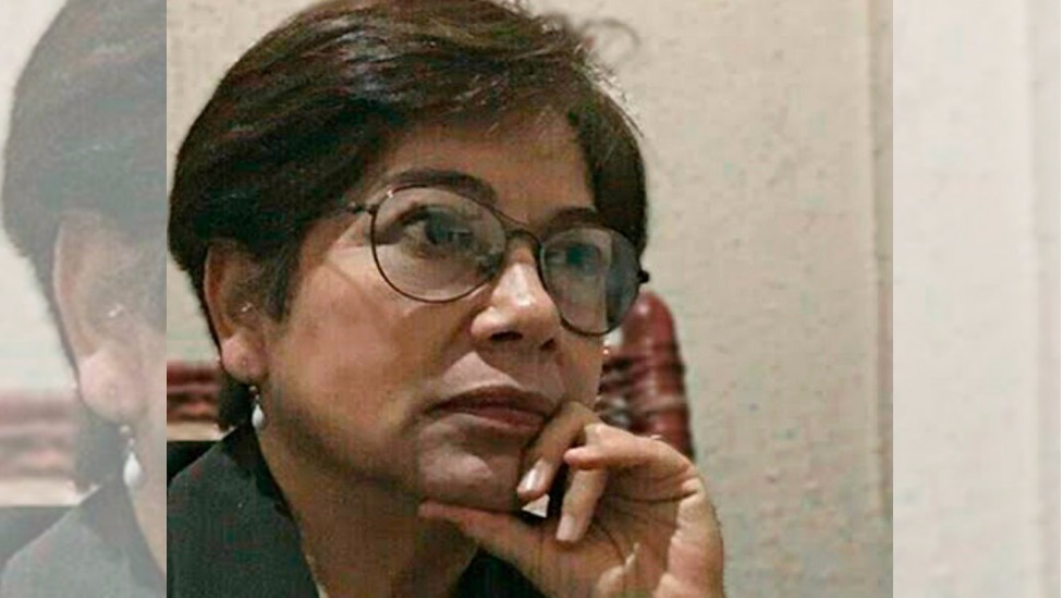 Emma Molina Thiessen (Foto: Prensa Comunitaria)