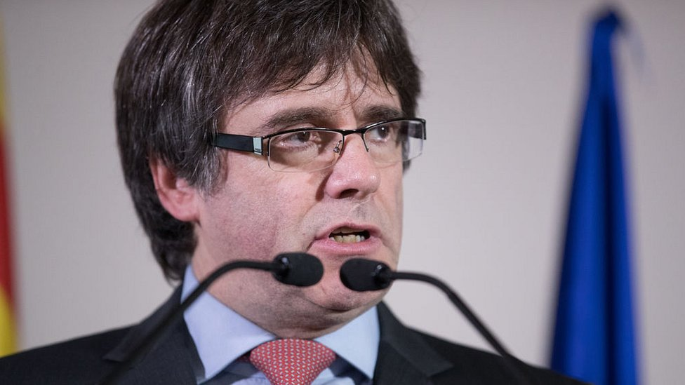 Carles Puigdemont es el único candidato con apoyos suficientes paras ser investido presidente catalán.
