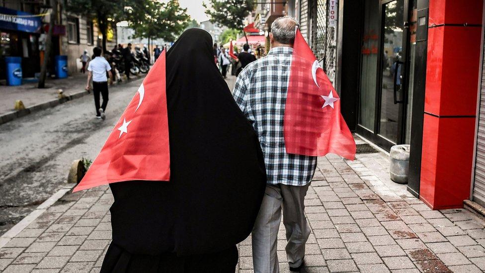 How powerful will Turkey's next president be?