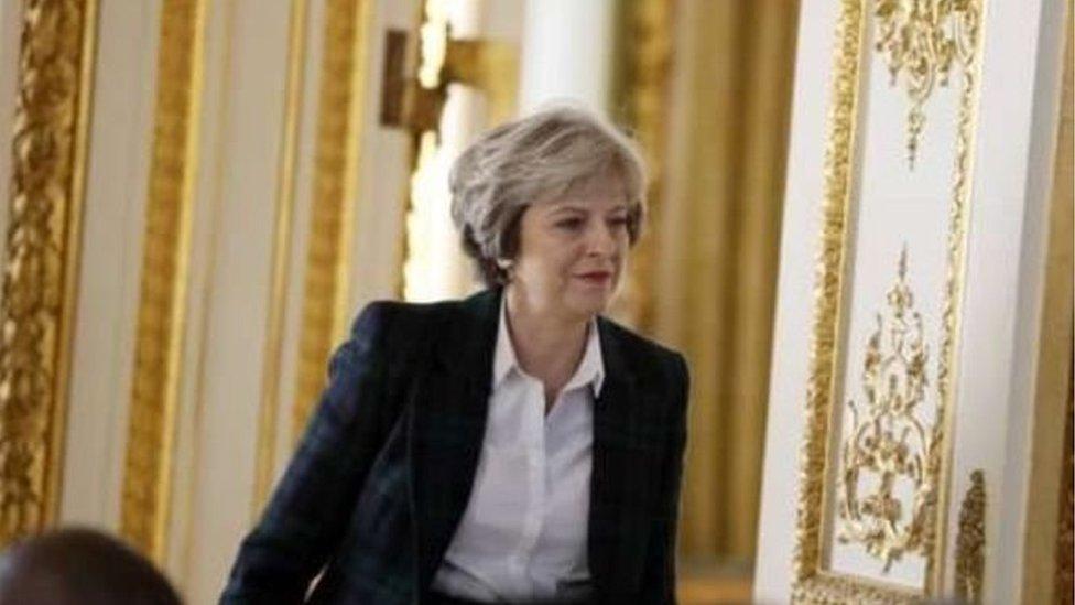 د بریتانیا لومړۍ وزیره: د اروپا ګډ بازار کې نه پاتې کېږو