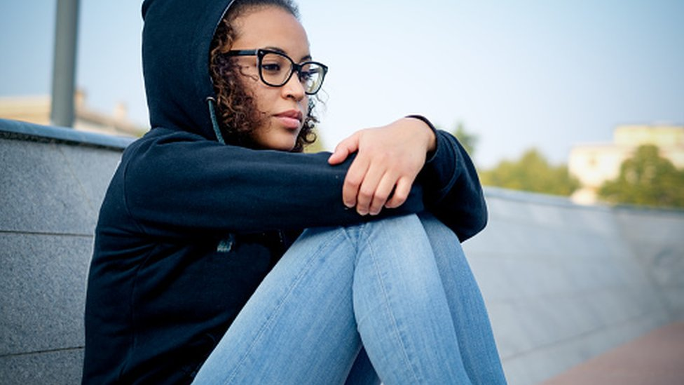 Self-harm hospital admissions of children show 'frightening rise'