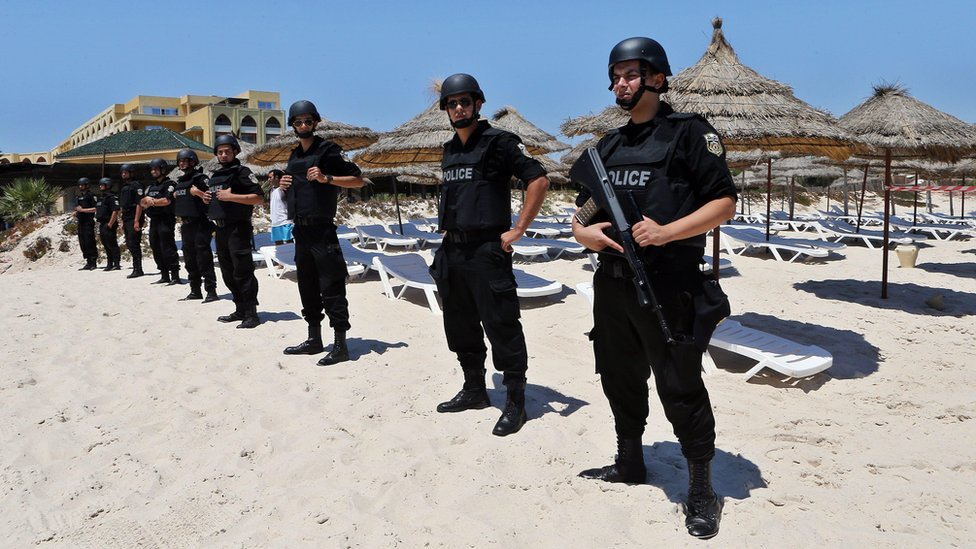 Tunisia declares a state of emergency, just over a week after 38 people were killed in attack in the resort city of Sousse.