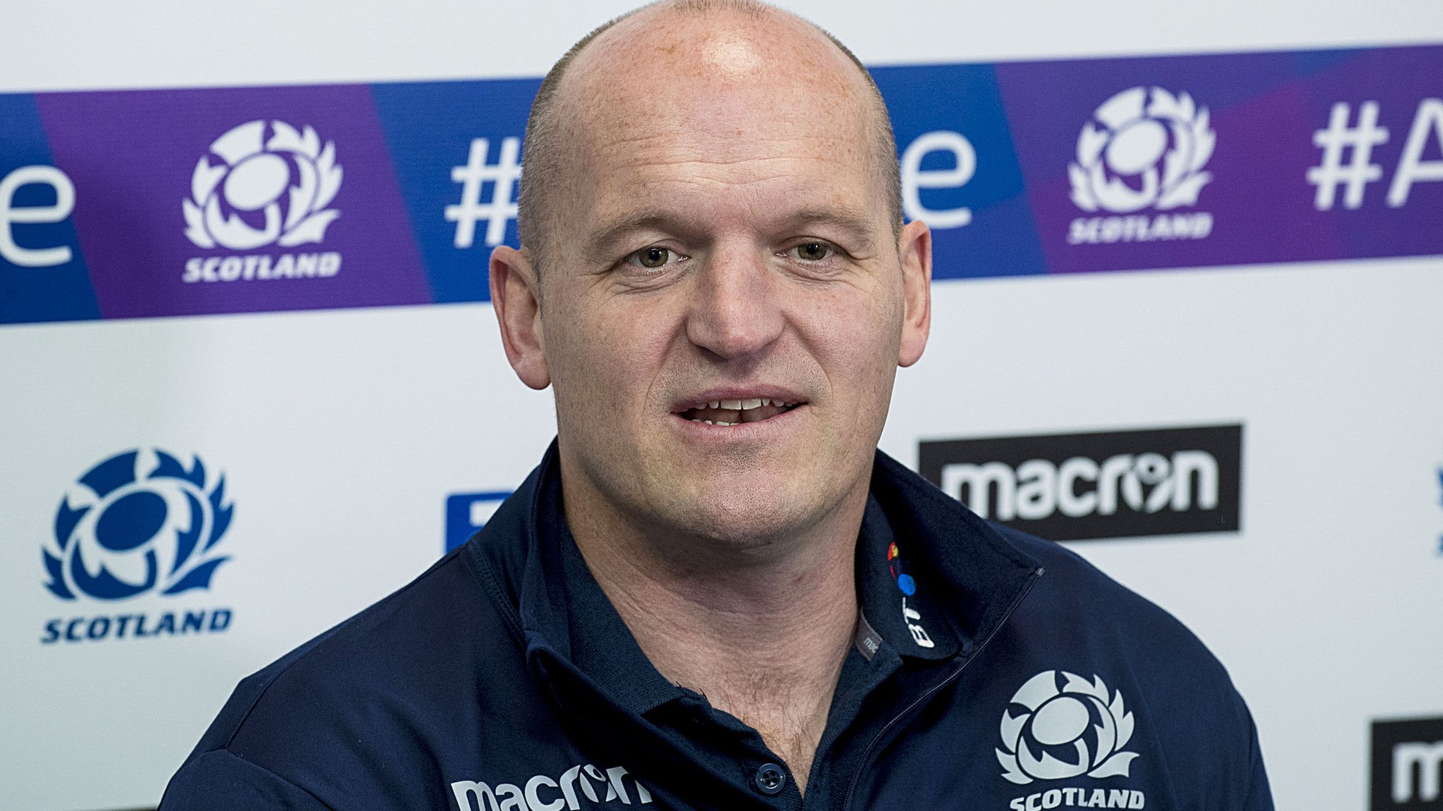 Scots must believe they can beat NZ - Townsend