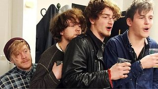 Viola Beach families pay tribute to band