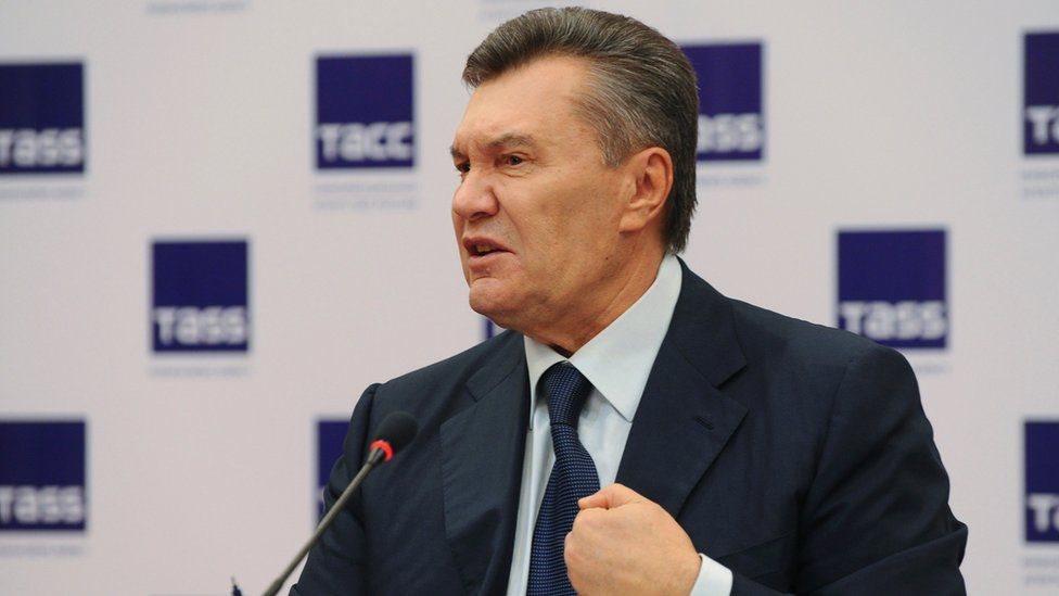 Суд визнав санкції ЄС щодо Януковича правомірними