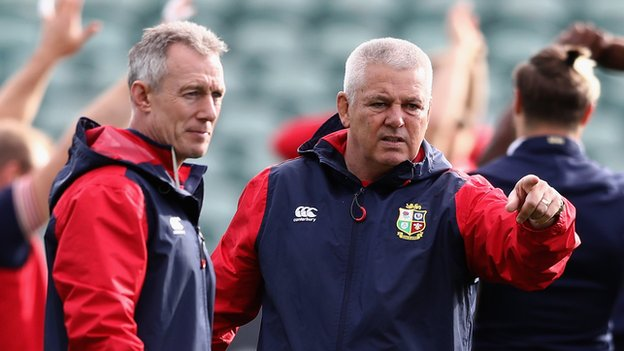British & Irish Lions: Sean O'Brien says team could have won 3-0 with better coaching