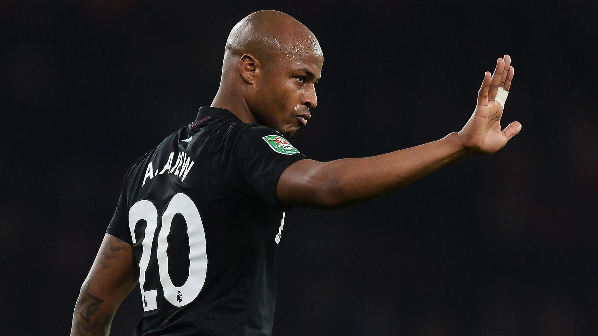 Andre Ayew: West Ham United reject Swansea City bid for forward