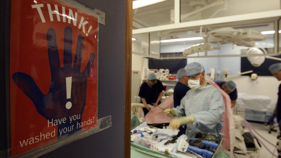 Operación de trasplante de hígado