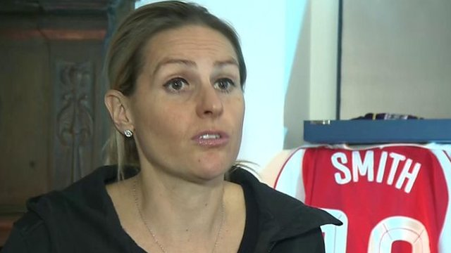 Kelly Smith: It feels like the right time to retire
