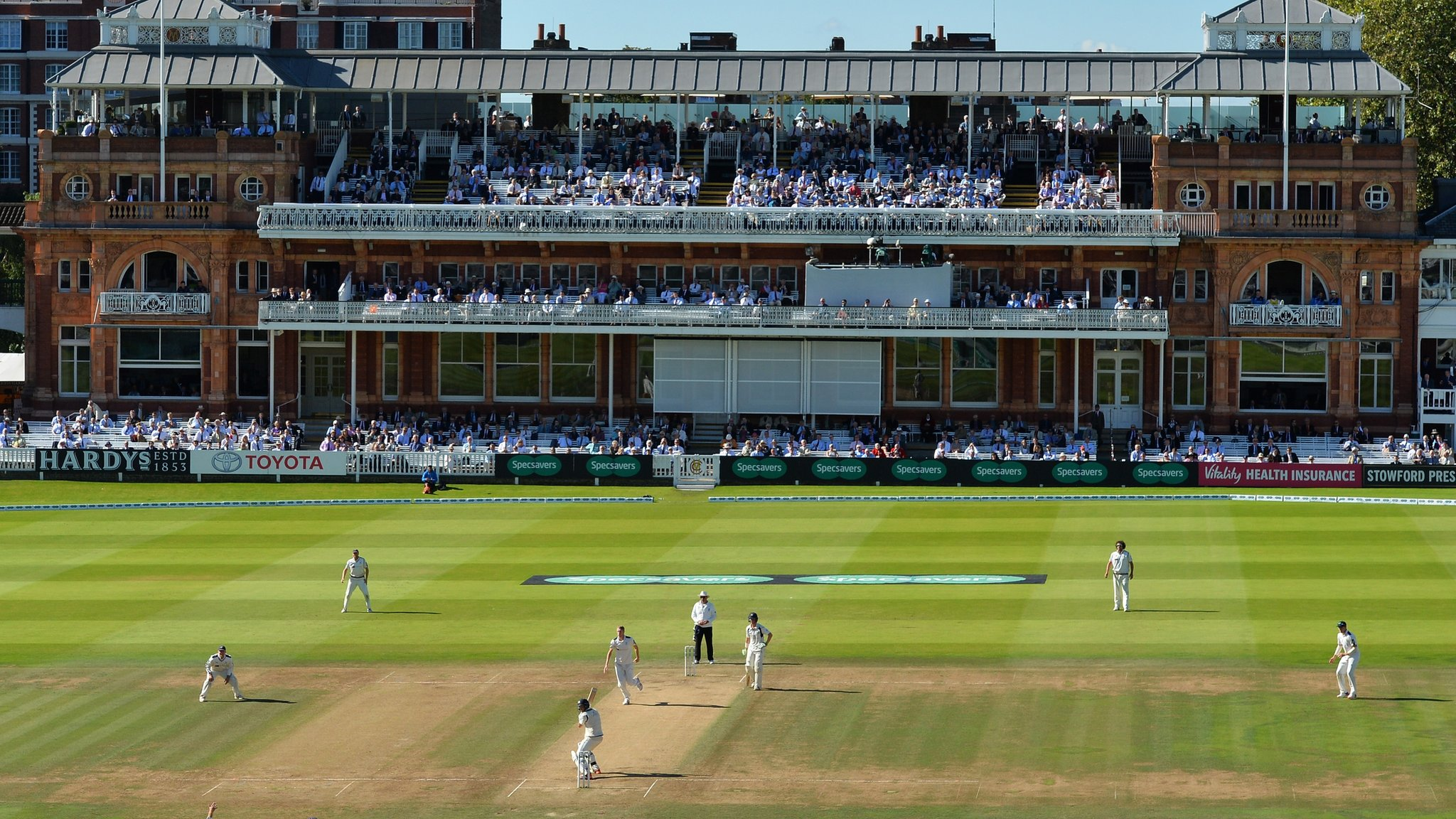 Gordon Hollins: ECB name new managing director of county cricket