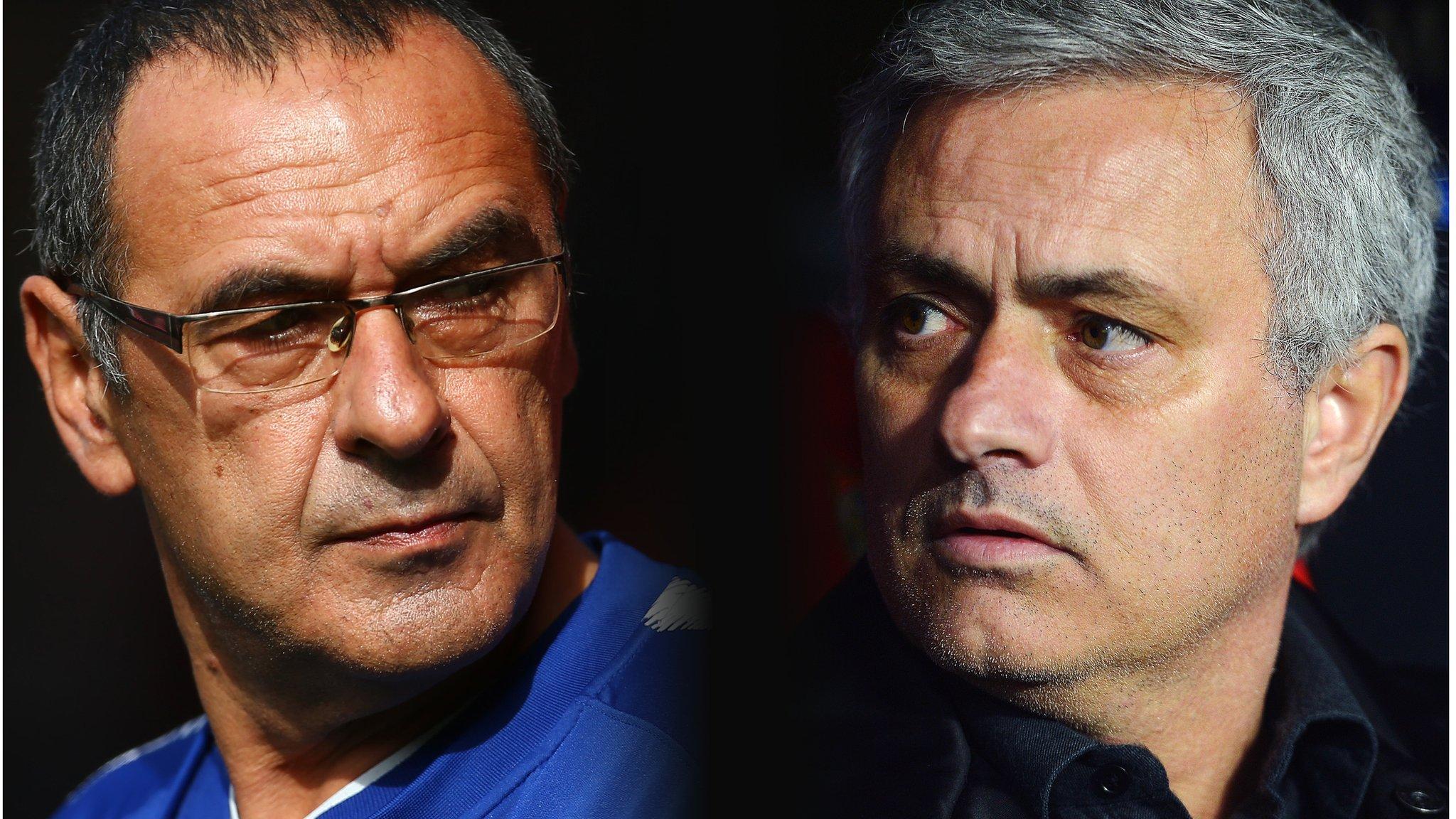 Chelsea v Manchester United | BBC