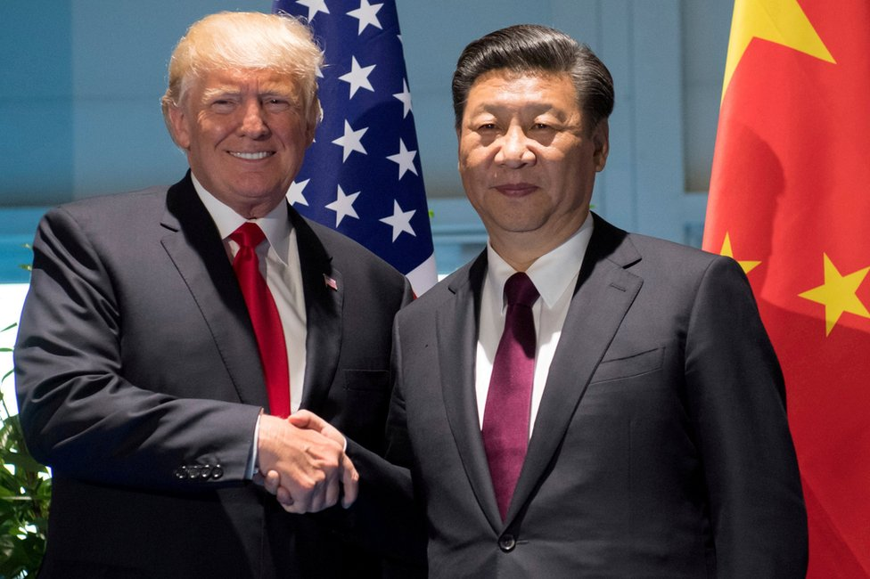 Tanto Trump como Xi han prometido devolver a sus países a épocas de gloria pasadas.