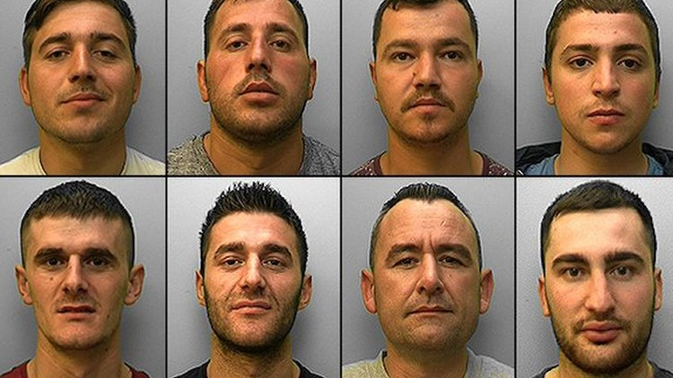 Brighton cocaine-selling gang jailed