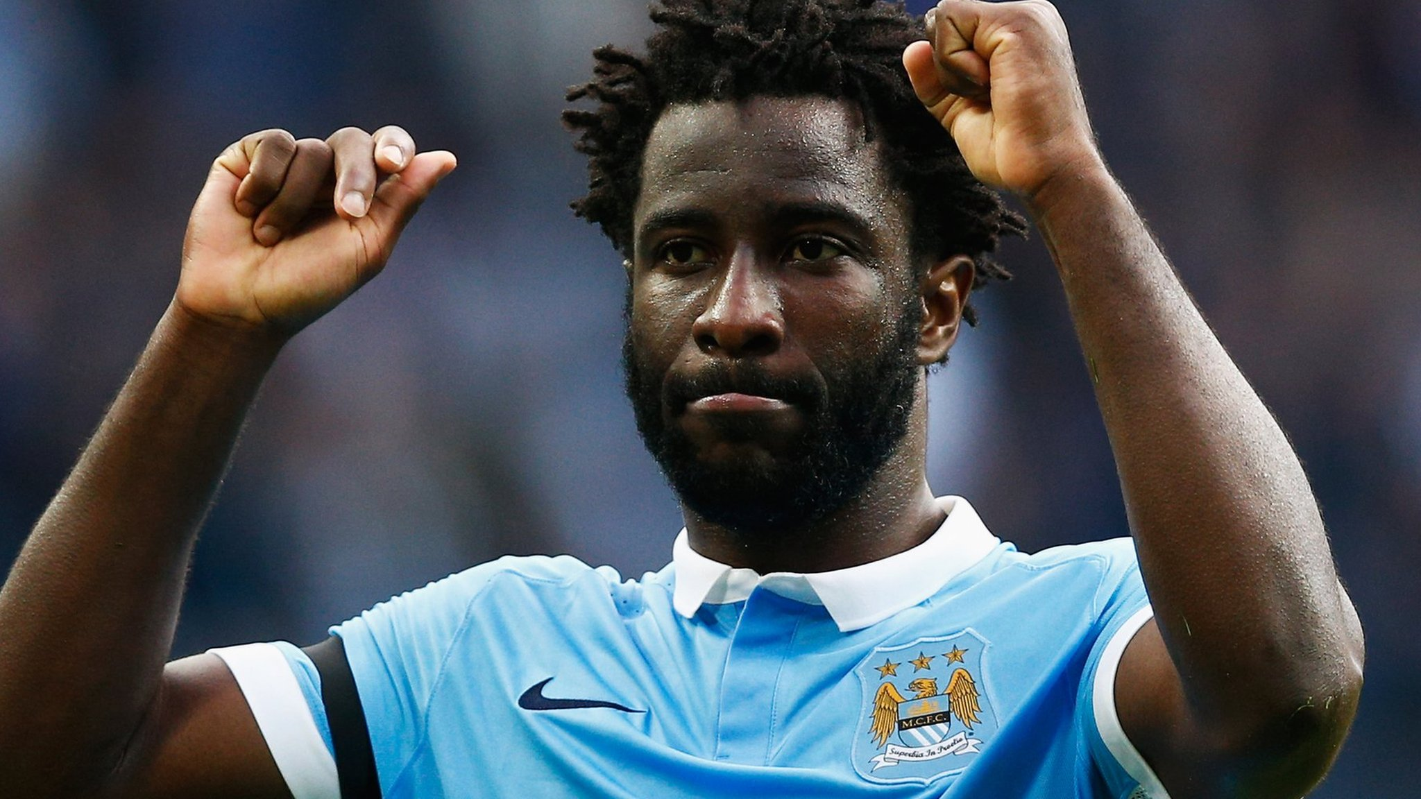 West Ham 'interested' in signing Man City's Bony