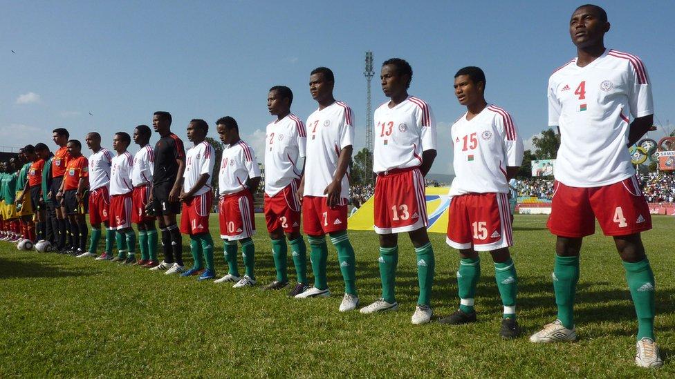 CAN 2019 : Madagascar qualifié pour le dernier tour éliminatoire