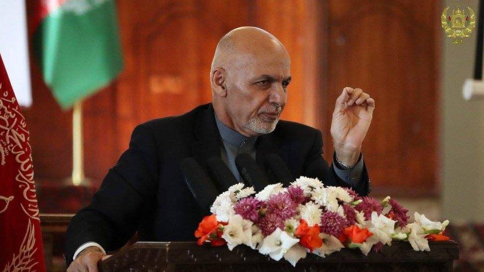 اشرف غنی: قیمت مسکن در وضعیت فعلی افغانستان قابل قبول نیست
