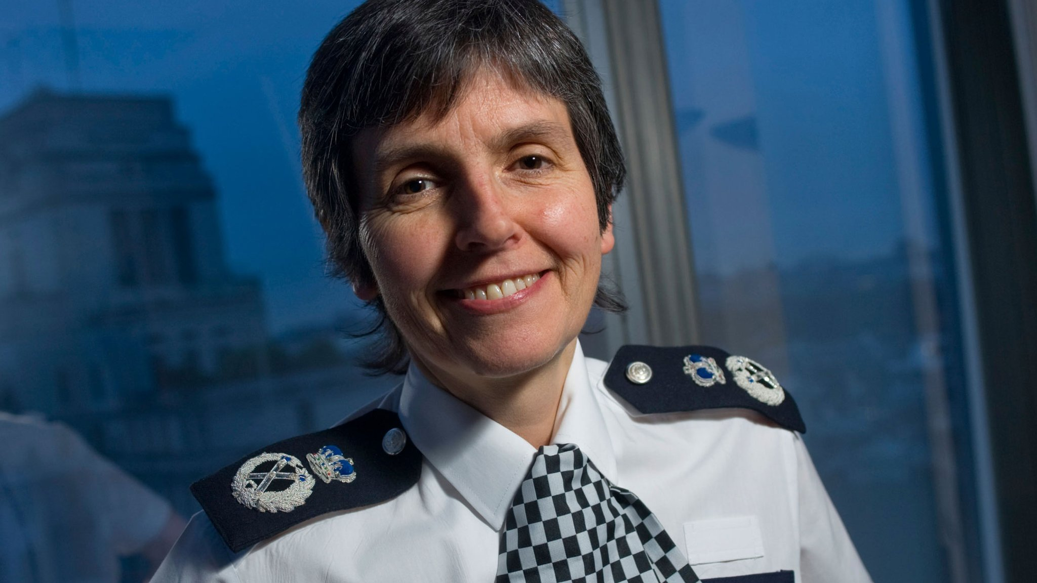 Cressida Dick appointed as first female Met Police chief