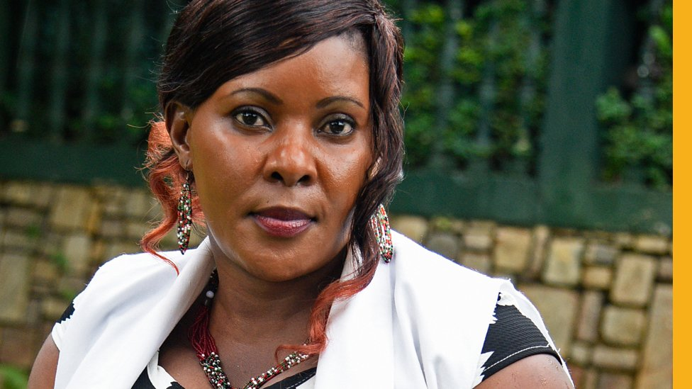 Susan Kigula: The woman who freed herself and hundreds from death row