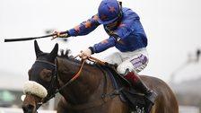 Vicente ridden by Sam Twiston-Davies