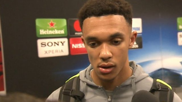 We're confident we can score in Rome - Trent Alexander-Arnold