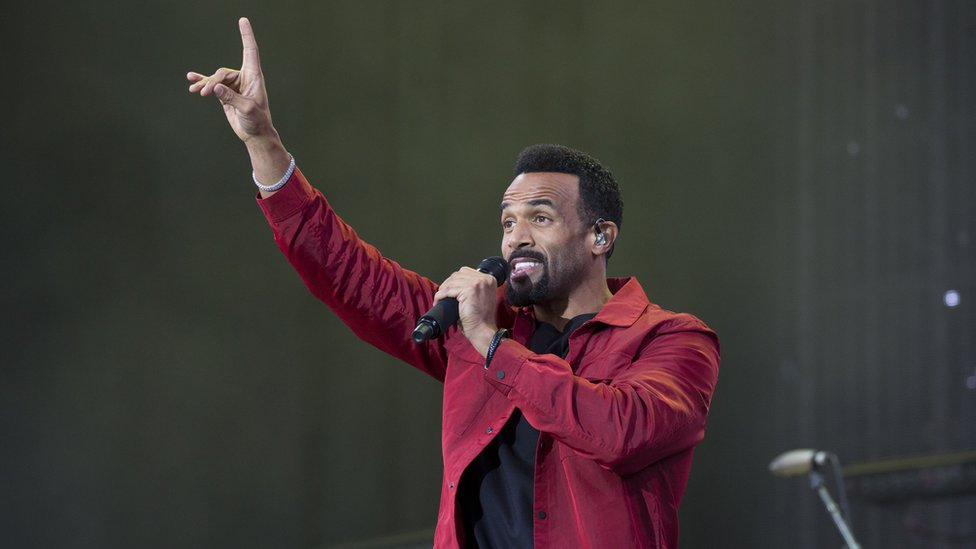 Craig David 'most dangerous' celebrity to search online