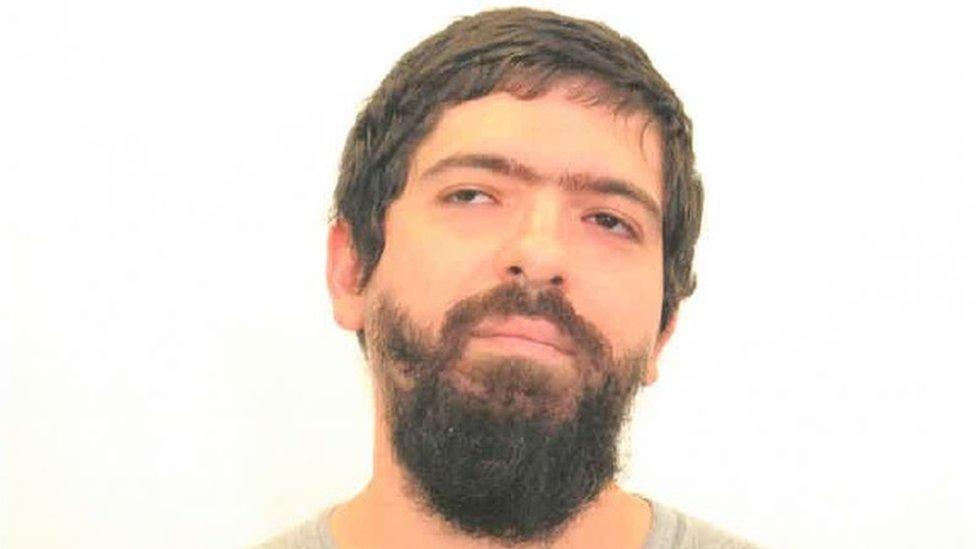 Abdulrahman Alcharbati jailed for terrorism Facebook videos