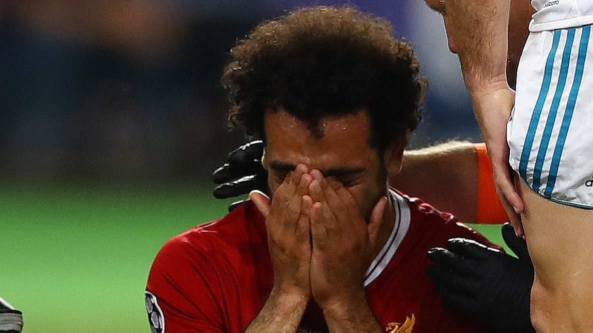 Champions League final: Egyptians furious at Mo Salah injury