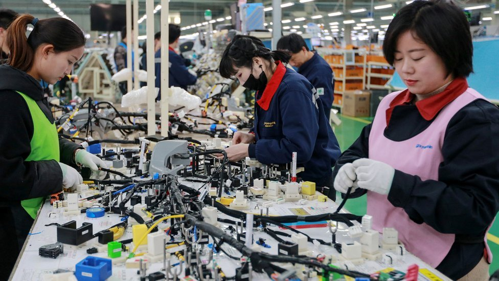 How a Chinese firm fell victim to intellectual property theft