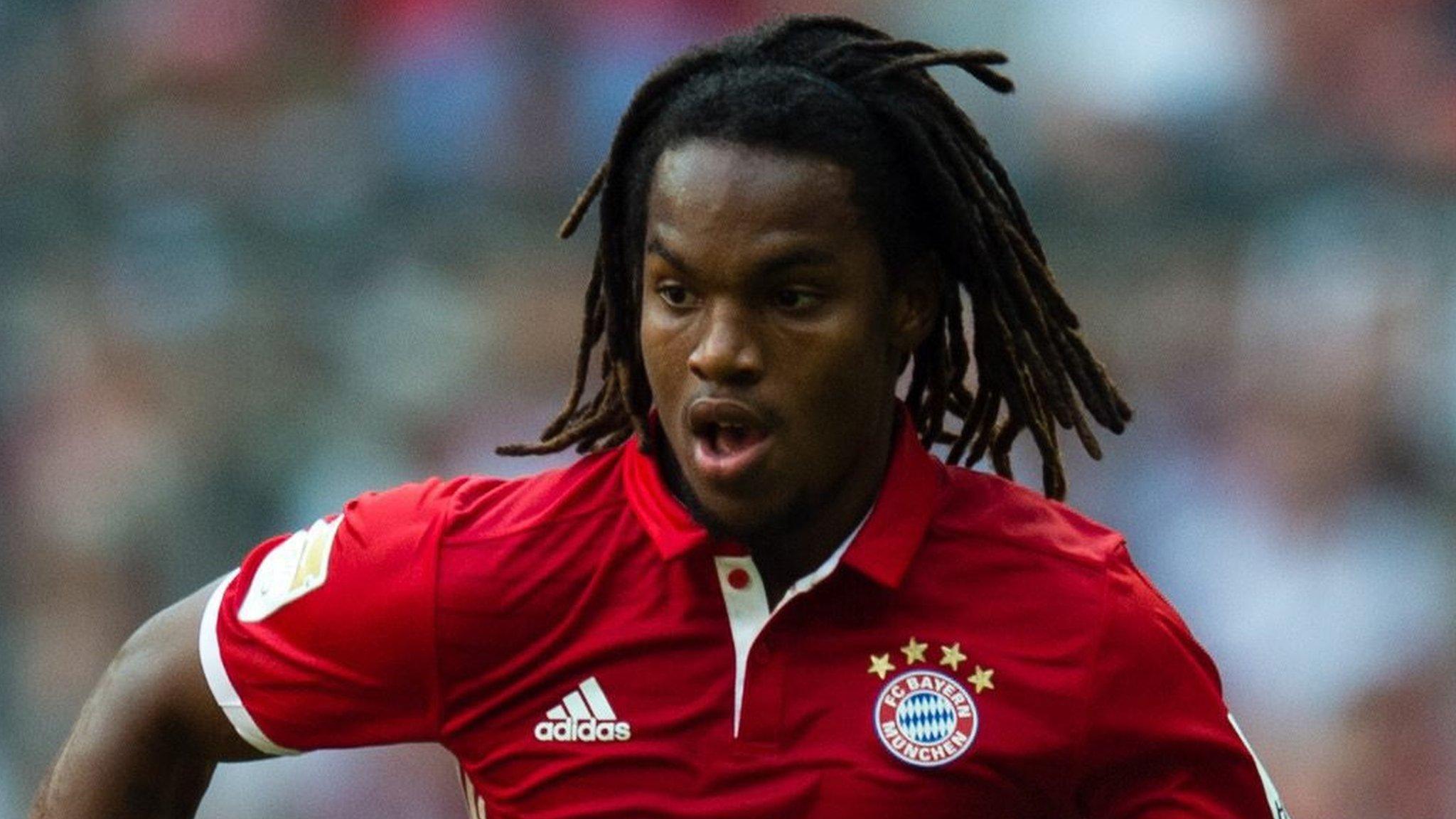 Bayern's Sanches beats Rashford to European Golden Boy award
