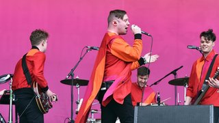 BBC - Newsbeat - Everything Everything will headline a gig to stop music venues closing