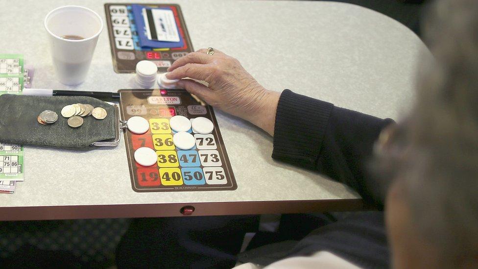 Elderly Germans lose bingo in legal scare