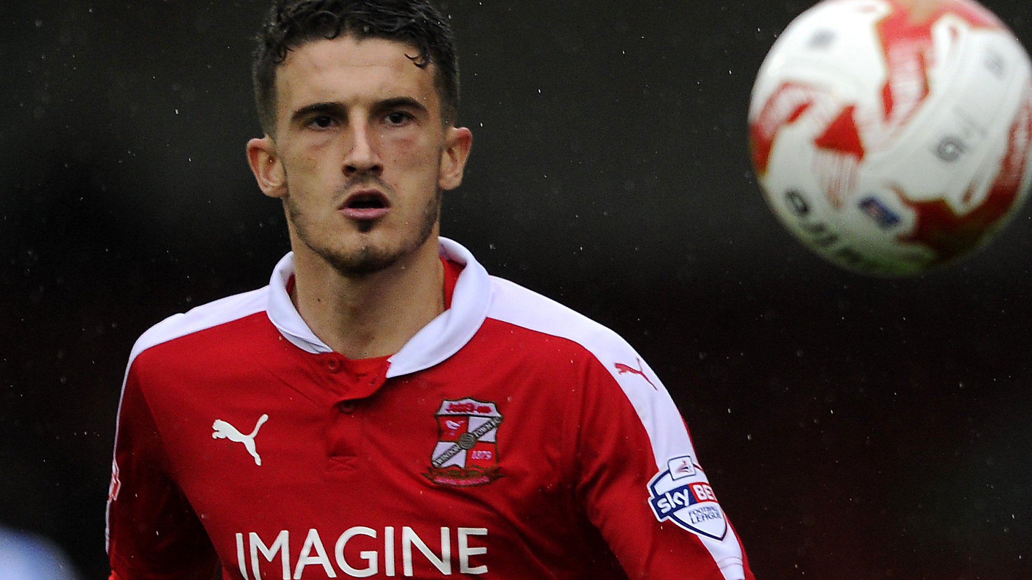 Brad Barry: Chesterfield Sign Swindon Defender on Two-year Deal