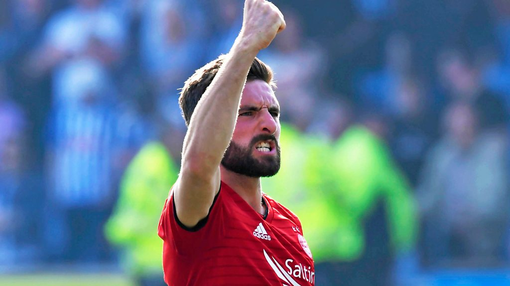 Highlights: Kilmarnock have three sent off against Aberdeen